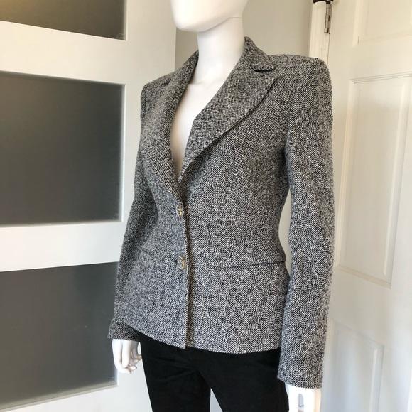a0df21d6d1 luisa Spagnoli Jackets & Coats | Flared Tweed Jacket Sz S | Poshmark